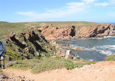 Where rock meets ocean